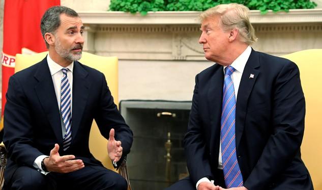 """Rey De España Pide Ayuda A Trump Para """"restablecer La Democracia En Venezuela"""""""