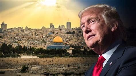 El Presidente Trump Y Jerusalén.
