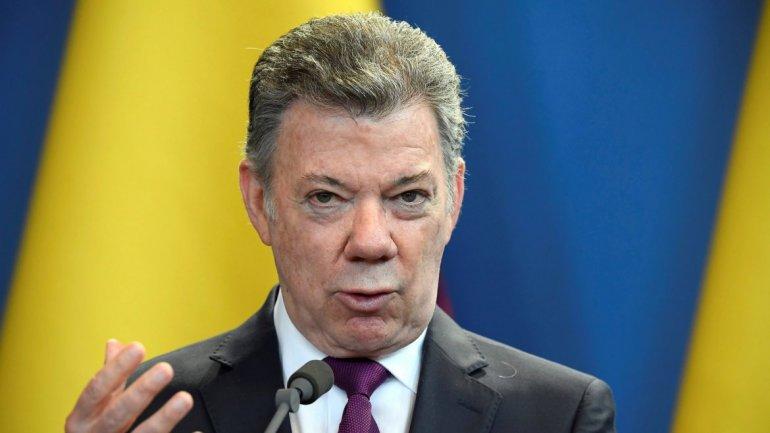 Santos Le Pide A Trump Que Interceda Para Que Putin No Siga Apoyando A Maduro.