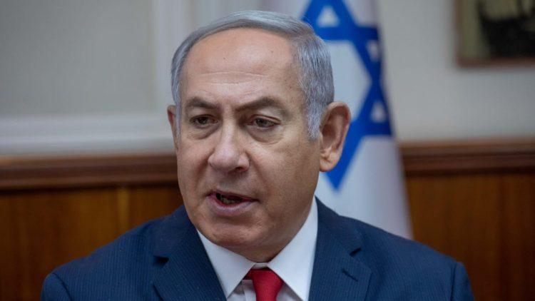 Netanyahu: Israel No Permitirá Que Continúen Los Lanzamientos De Globos Incendiarios Desde Gaza.