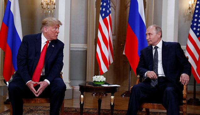 """Trump: """"La Relación Con Rusia Nunca Fue Peor Gracias A Años De Tonterías De EE.UU."""""""