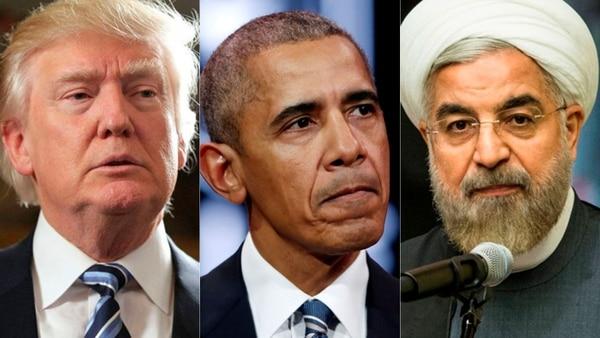 Donald Trump Habló Sobre Las Presunta Entrega De Ciudadanías De Barack Obama A 2.500 Iraníes.