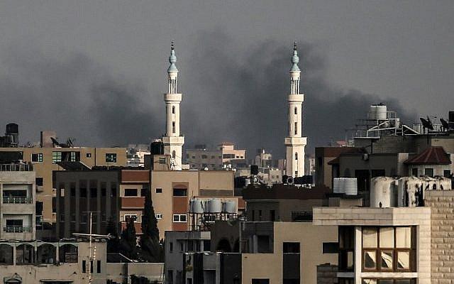 Calma En El Sur De Israel Y Gaza Después Del Aumento De La Violencia.