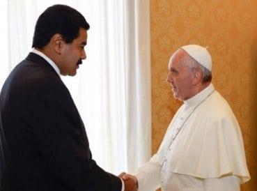 """Vaticano Es Criticado Por """"silencio"""" Sobre Situación De Venezuela Y Nicaragua."""