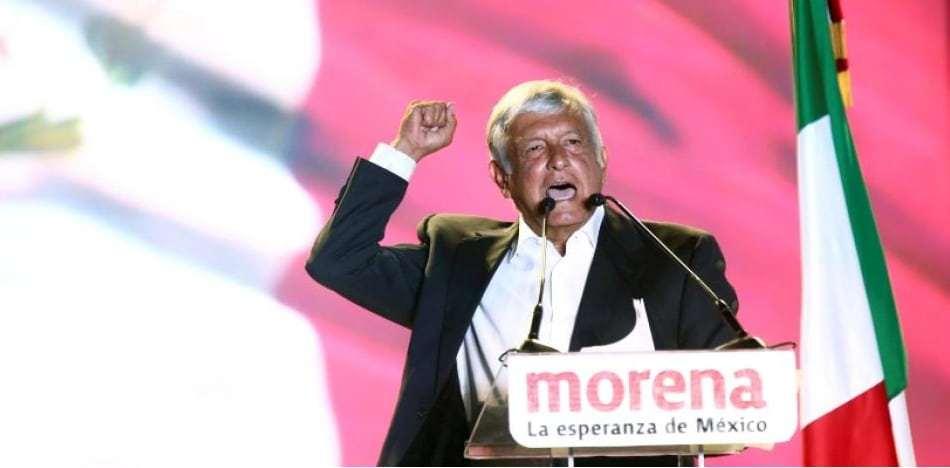 El Nuevo Presidente De México No Luchará Contra La Dictadura En Venezuela.