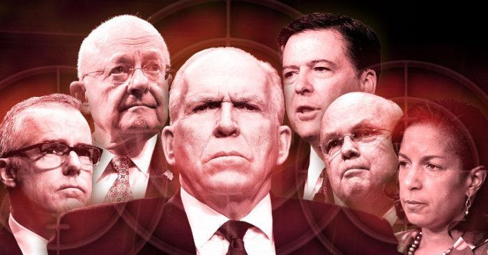 Trump Anularía Las Autorizaciones De Seguridad De Exfuncionarios De Inteligencia Por Uso Fraudulento De Información Clasificada.