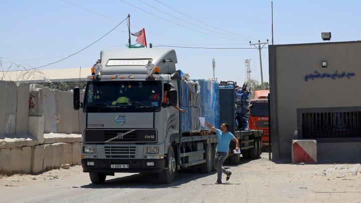 Entra En Vigor Alto Al Fuego Israel-Hamás