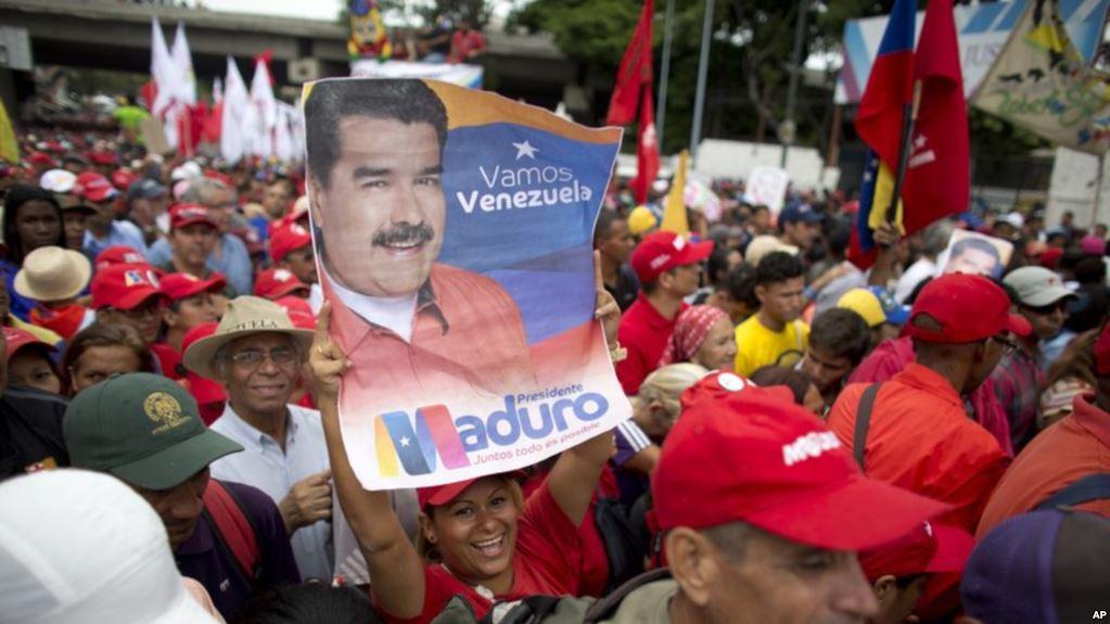 Dictan Condena Contra Nicolás Maduro Por Corrupción.