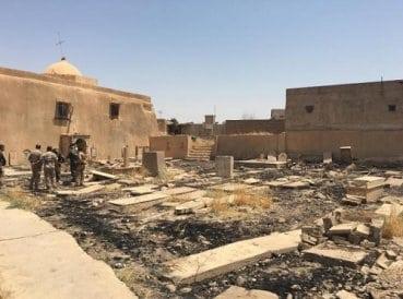 Extremistas Islámicos Destruyeron 343 Iglesias En Irak.