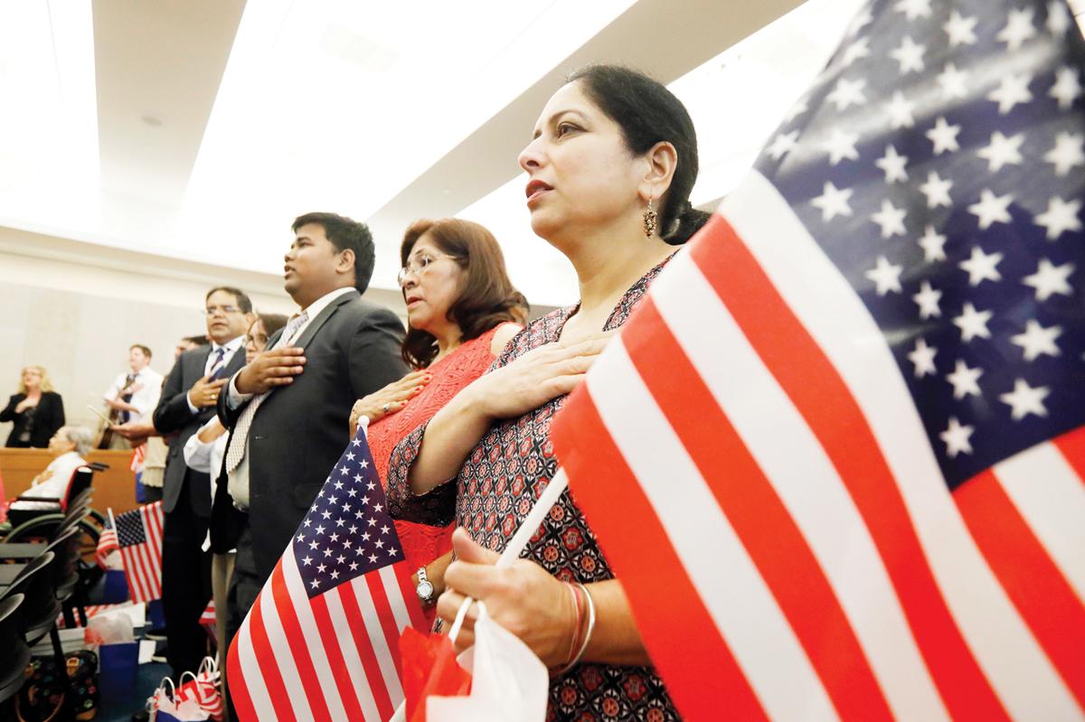 Inmigrantes Que Hoy Son Empresarios En EE. UU. Revelan Los Méritos De La Inmigración Legal.