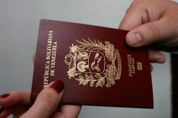 La Huida De Venezuela.