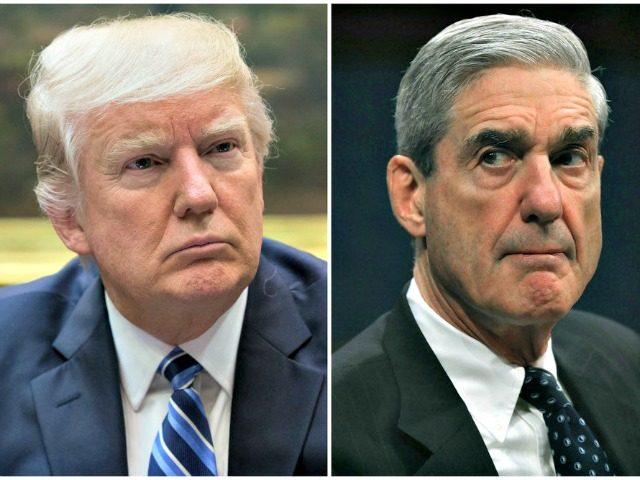 "Donald Trump Acusó Al Fiscal Robert Mueller De Querer Tener ""un Impacto"" En Las Elecciones De Noviembre."