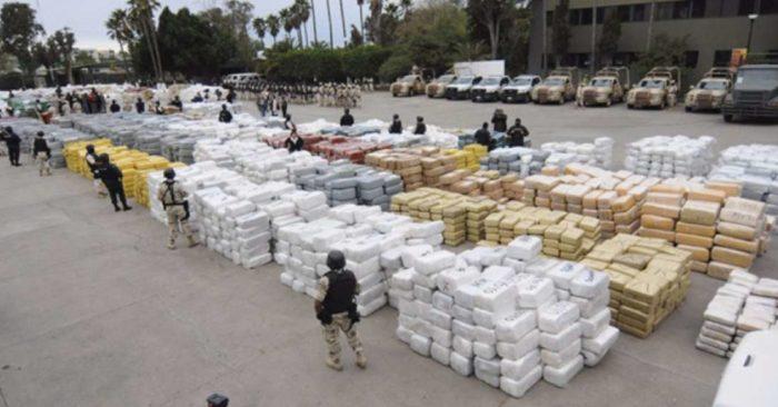 EE.UU. Y México Revelan Nueva Estrategia Contra Los Carteles De La Droga.