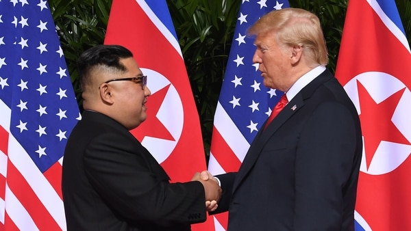 Donald Trump Anunció Que Probablemente Se Reúna De Nuevo Con Kim Jong-un.