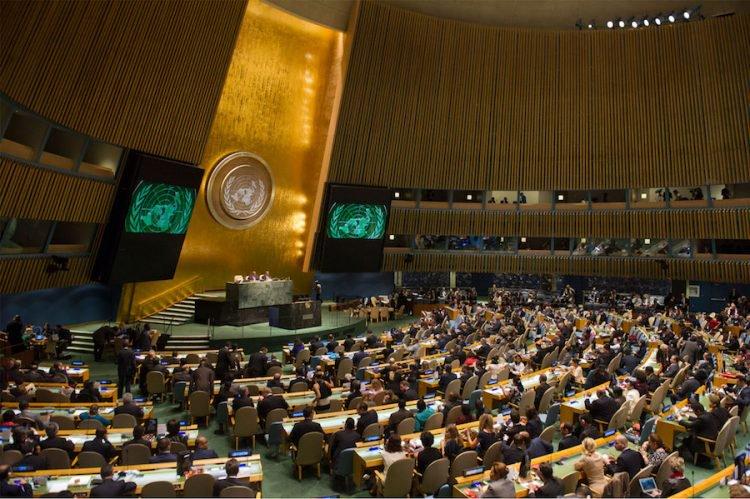 Palestinos Planean Pedir Expulsión De Israel De La ONU