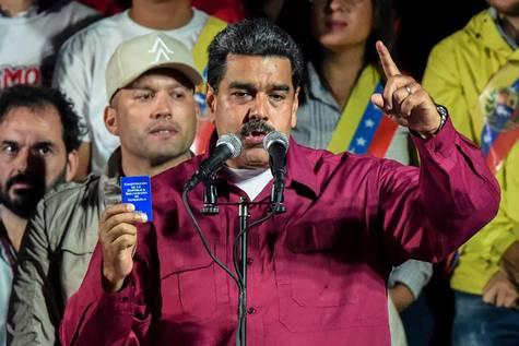 Las Tensiones Políticas Y La Sangría Económica Provocada Por Nicolás Maduro Convierten A Venezuela En Una Olla A Presión.