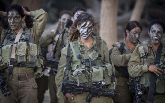 Más De Mil Mujeres Se Unieron A Las Fuerzas De Combate Del Ejército Israelí Este Verano.
