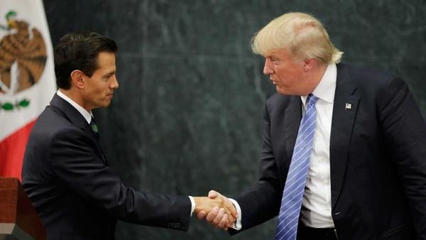 """Donald Trump Celebró El Nuevo Tratado Comercial Con México: """"Alcanzamos Un Buen Acuerdo"""""""