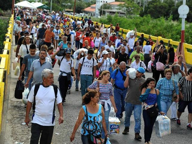 Administración Trump Aumenta La Ayuda Para Los Refugiados Venezolanos.