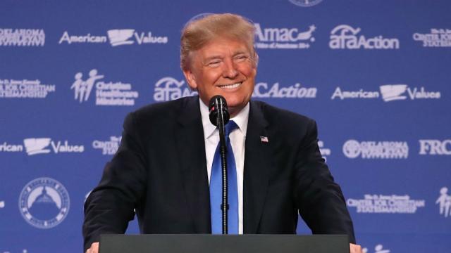 Trump Anunció Planes De Salud Más Flexibles Y Accesibles Que El Obamacare.