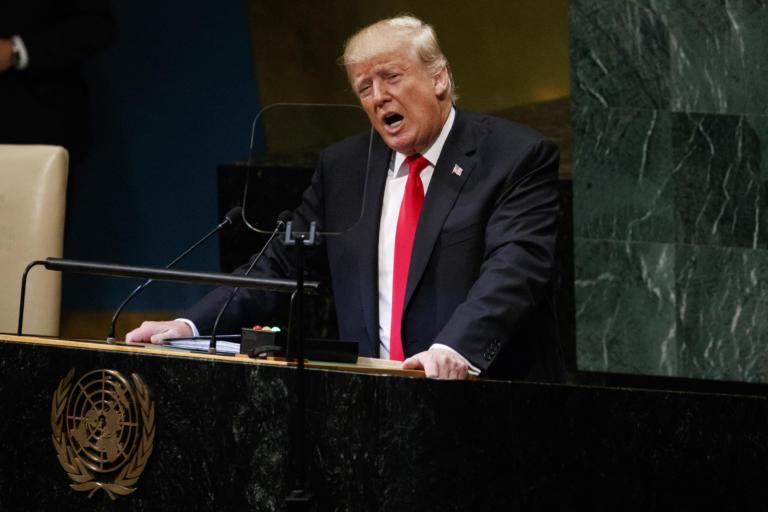 """Trump: """"En Todos Los Lugares Donde Se Ha Intentado El Socialismo O El Comunismo, Se Ha Producido Sufrimiento, Corrupción Y Decadencia"""""""