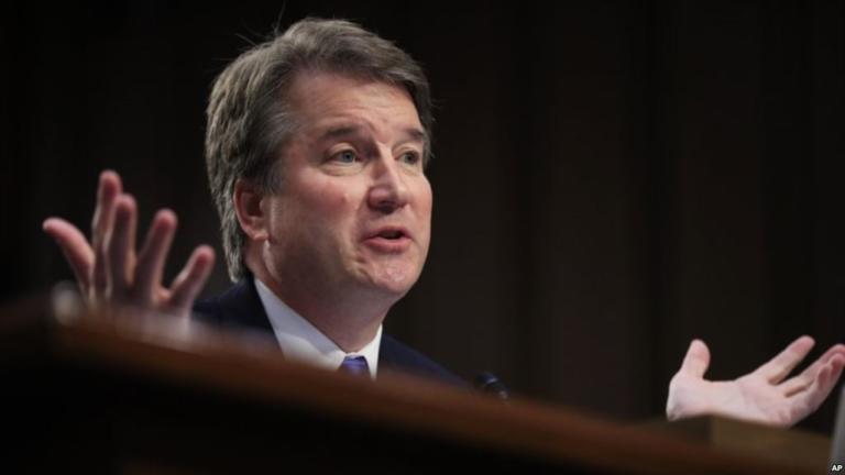Acusadora De Kavanaugh Acepta Testificar Ante Senado La Próxima Semana.