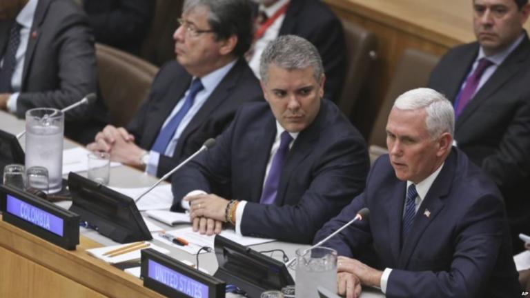 Líderes Latinomericanos Denuncian A Maduro Ante Corte Penal Internacional.