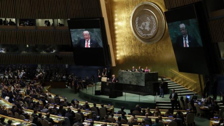 Trump Y Venezuela Acaparan Atención En Primer Día De Debates De La ONU.