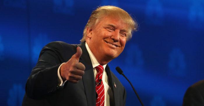 Donald Trump Aumenta Su Popularidad Y Supera A La De Obama En El Mismo Periodo De Su Mandato.