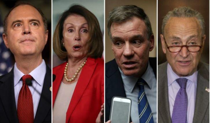 Demócratas Intentan Bloquear La Desclasificación De Documentos De La Investigación Sobre Rusia.
