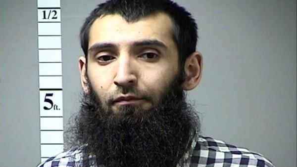 Pedirán La Pena De Muerte Para El Terrorista Uzbeko Que Mató A Ocho Personas En Nueva York.