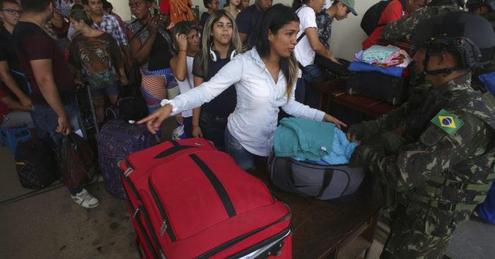 EE.UU. Aportará 48 Millones De Dólares En Ayuda Humanitaria Para Refugiados Venezolanos.