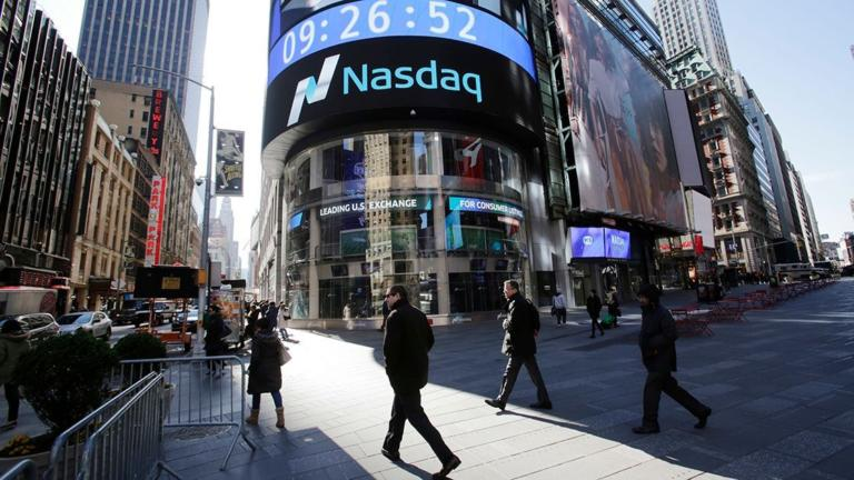 Wall Street Cerró Con Ganancias; Dow Jones Tocó Máximo Histórico De 0.95%