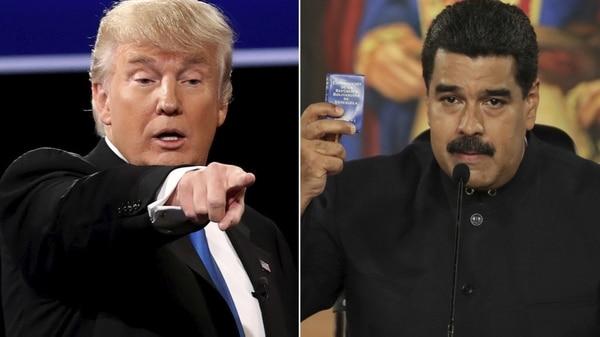 """Donald Trump: """"Venezuela Es Un Desastre Y Hay Que Limpiarlo"""""""