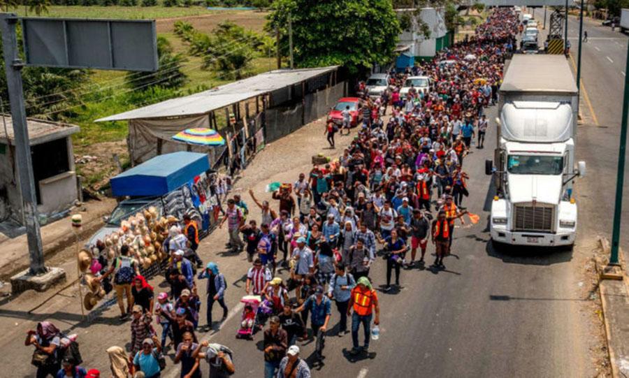 México Impedirá Ingreso A Migrantes Hondureños Que Incumplan Requisito Legal.