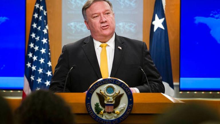 EEUU Cancela Tratado Con Irán Sobre Relaciones Económicas.