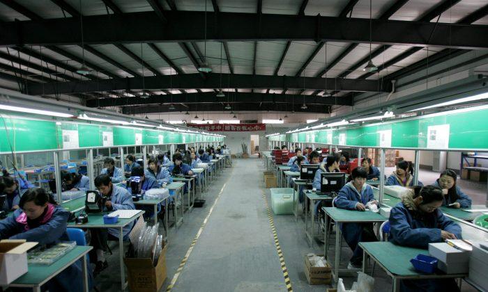Carta Desde Una Prisión China Encontrada En Un Bolso De Walmart Expone El Problema De Las Fábricas En China.