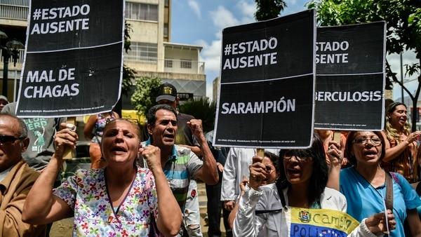 EEUU Busca Detener La Propagación De Enfermedades Desde Venezuela Hacia El Resto De La Región.