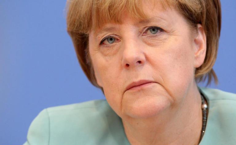 Merkel, Israel E Irán.