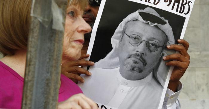 Trump Habla Con El Rey Saudí Sobre El Periodista Desaparecido Y Enviará A Mike Pompeo.