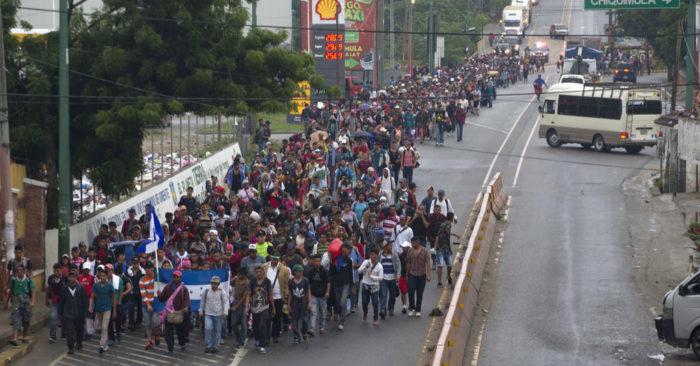 Motivaciones Políticas Mueven La Caravana Migrante, Advierte La Casa Blanca.