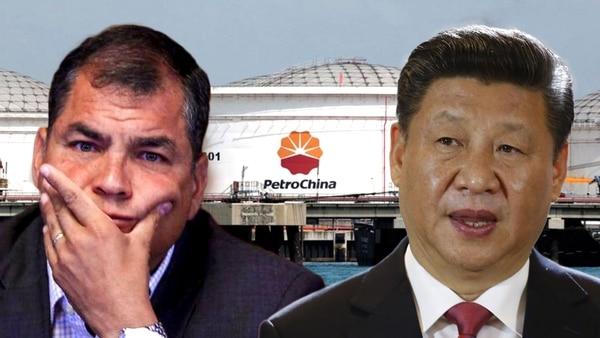 """""""El Más Grande Atraco De La Historia De Ecuador"""": La Investigación Que Revela Los Negociados De Rafael Correa Con China"""