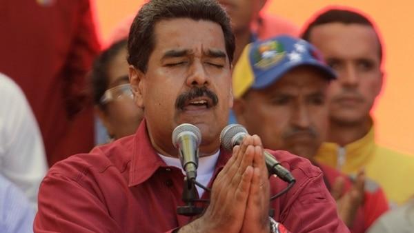 Estados Unidos Evalúa Más Sanciones Contra El Régimen De Nicolás Maduro.