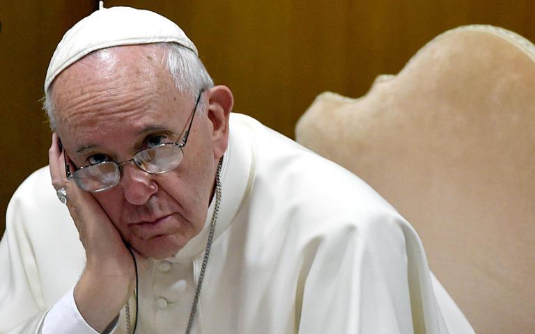 La Confianza En El Papa Francisco Bajó Bruscamente En Los Estados Unidos.
