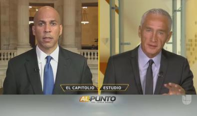 Cory Booker Admite Los Demócratas Tienen Un 'problema Latino'