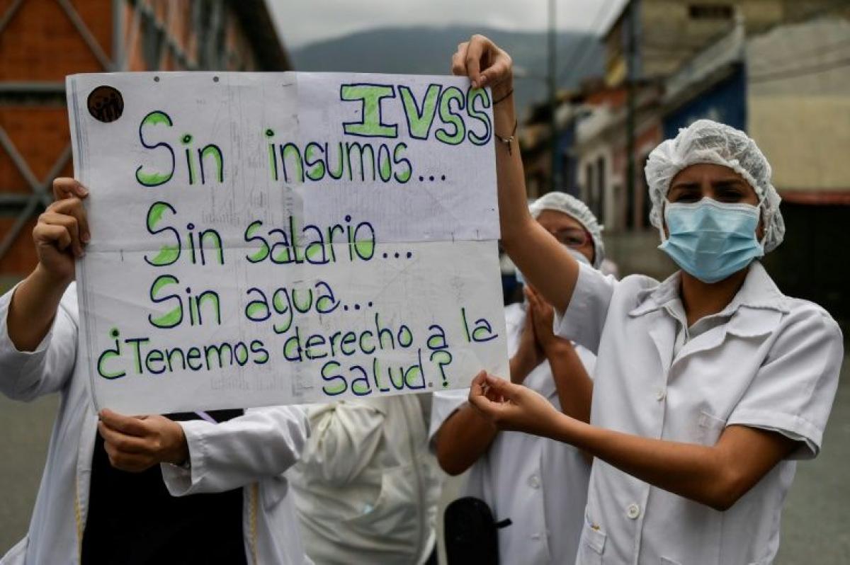 LA EMIGRACIÓN MASIVA DE LOS MEDICOS VENEZOLANOS.