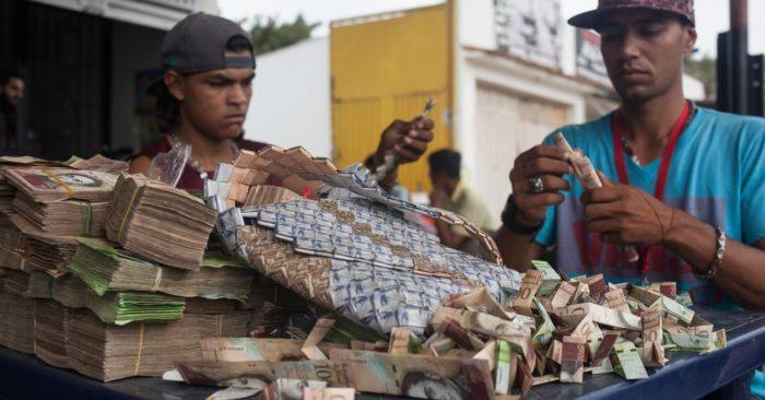 ¿Cómo Imaginar Una Inflación De 10.000.000% En Venezuela?