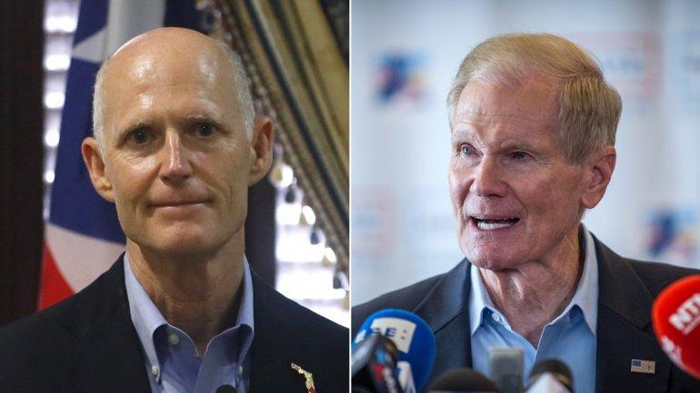 Nelson Concede La Victoria Al Republicano Scott En La Carrera Al Senado