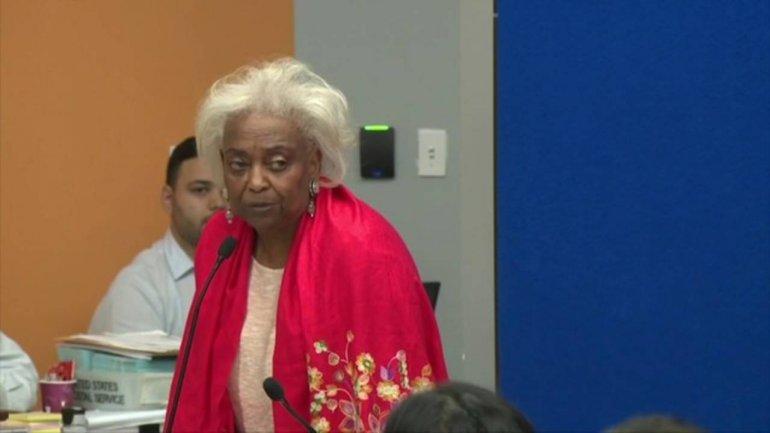 Supervisora de Elecciones Del Condado De Broward Presenta Su Renuncia
