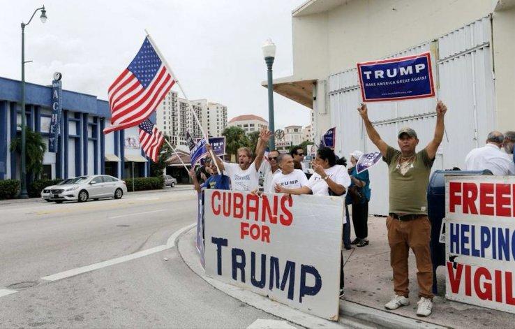 El Peso Del Voto Cubano-Americano Crucial Para DeSantis En El Resultado De Estas Reñidas Elecciones